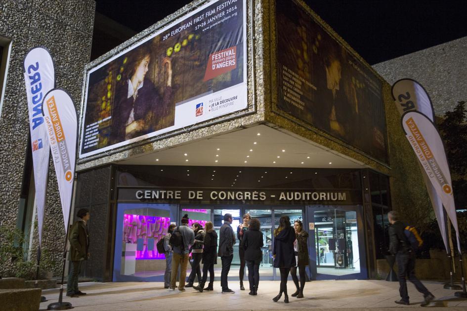 Premiers Plans 2014, le centre de congrès