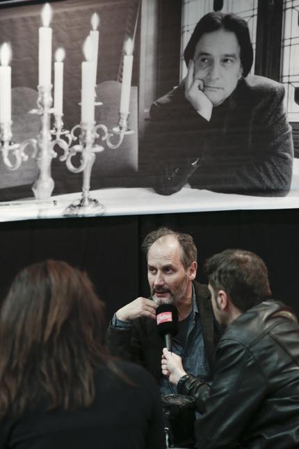 Premiers Plans 2014, Hippolyte Girardot