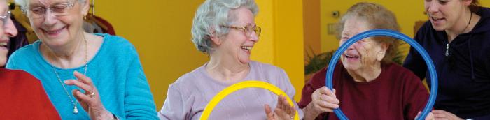 Public âgé du CCAS