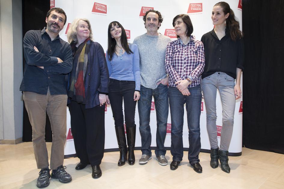 Premiers Plans 2014, les membres du jury