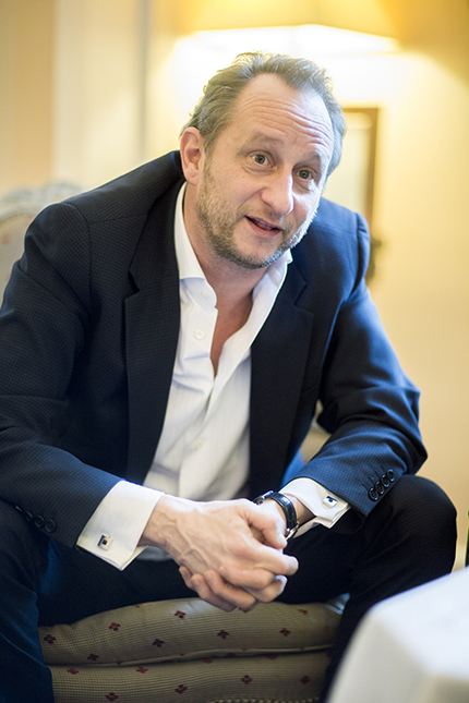 Premiers Plans 2014, Benoît Poelvoorde