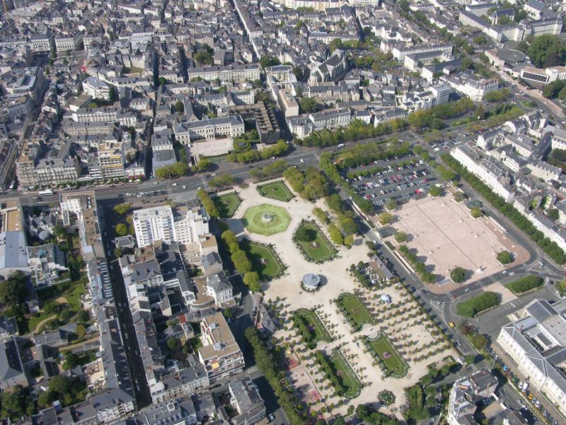 Jardin du Mail : Angers.fr
