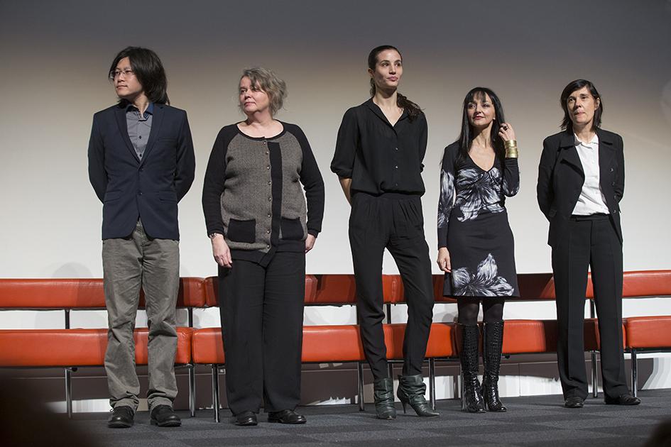 Premiers Plans 2014, le jury
