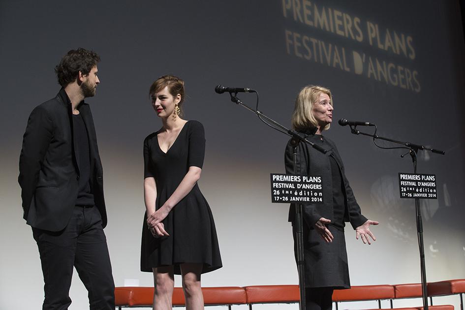 Premiers Plans 2014, Pierre Rochefort et Louise Bourgoin