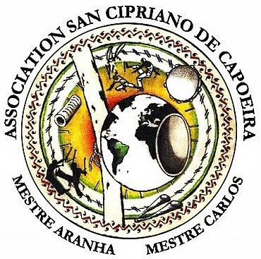Logo CAPOEIRA ANGERS