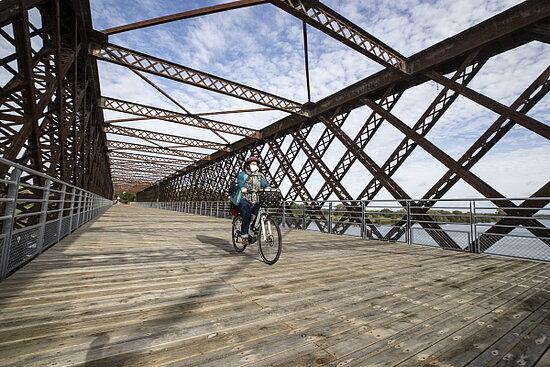 Photo d'illustration du pont de Segré