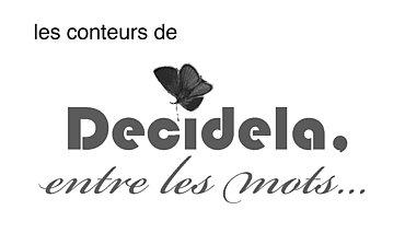 Logo DECIDELA, ENTRE LES MOTS