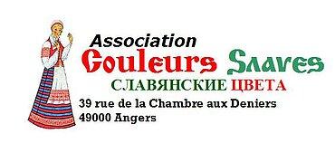 Logo COULEURS SLAVES