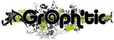 Logo GR@PH'TIC CREATION GRAPHIQUE ET DEVELOPPEMENT WEB