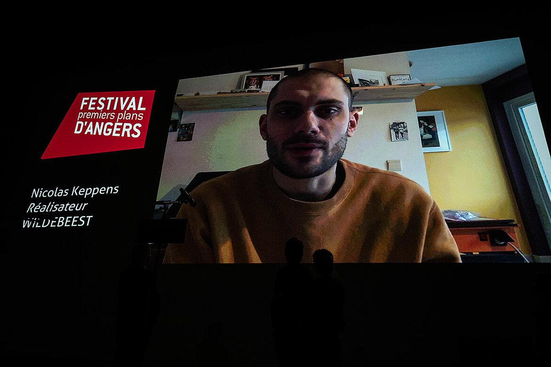 Prix du public, courts-métrages européens: Wildebeest, de Nicolas Keppens.