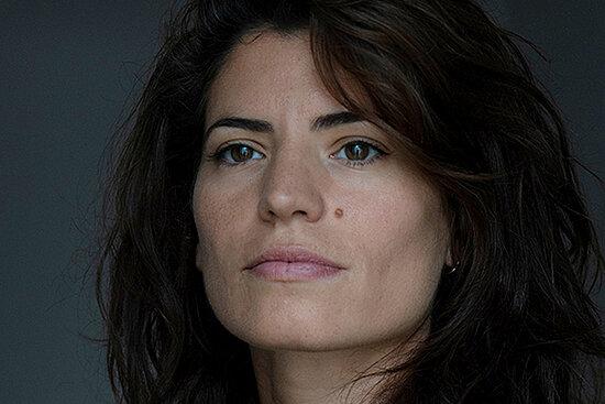Portrait d'Esmeralda Da Costa