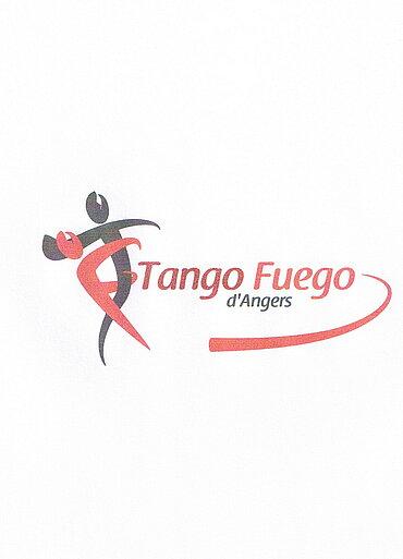 Logo TANGO FUEGO D'ANGERS
