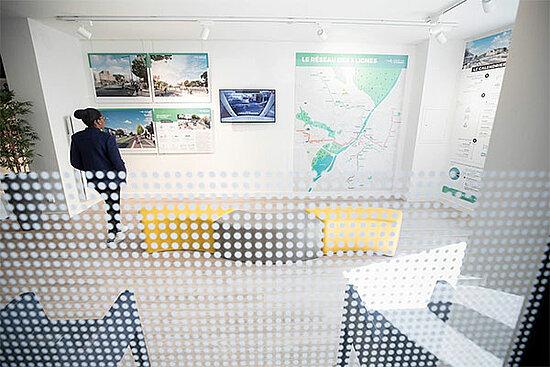 Photo de la Maison des projets