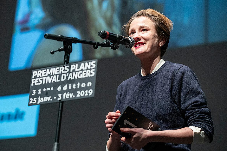 Grand prix du jury, longs-métrages européens: Comme si de rien n'était, d'Eva Tröbish.