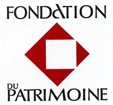 Logo FONDATION DU PATRIMOINE DELEGATION DE M&L
