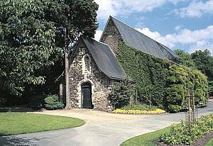 Ancienne église Saint-Samson. (XIIe - XVIIIe siècle) © Ville d'Angers. Cliché Marc Chevalier.