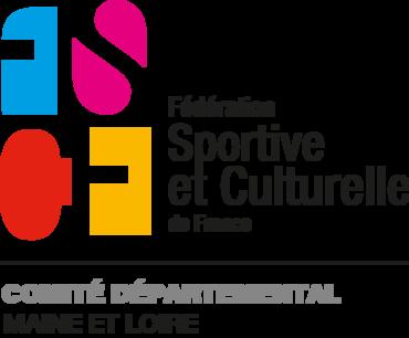 Logo FÉDÉRATION SPORTIVE ET CULTURELLE DE FRANCE - COMITÉ DÉPARTEMENTAL DE M&L