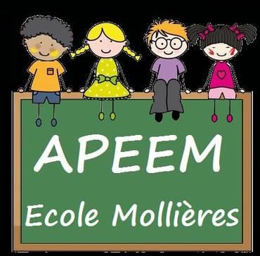 Logo PARENTS D'ÉLÈVES ECOLE MOLLIÈRES (ASS.DES )
