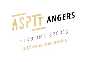 Logo ASPTT ANGERS OMNISPORT