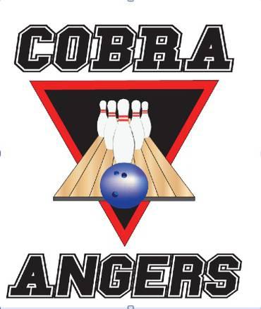 Logo COBRA - CLUB ORGANISATEUR DE BOWLING DE LA REGION ANGEVINE