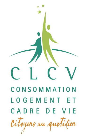 Logo CONSOMMATION, LOGEMENT, CADRE DE VIE - CLCV ANGERS