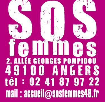 Logo SOS FEMMES