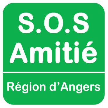 Logo SOS AMITIE REGION D'ANGERS