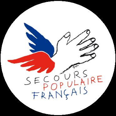 Logo SECOURS POPULAIRE FRANCAIS DE M&L (FEDERATION DU)