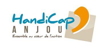 Logo HANDICAP' ANJOU