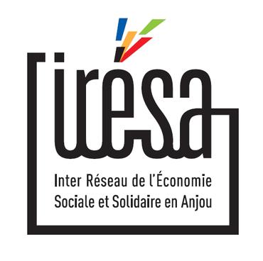 Logo IRESA - INTER RESEAU DE L'ECONOMIE SOCIALE ET SOLIDAIRE EN ANJOU
