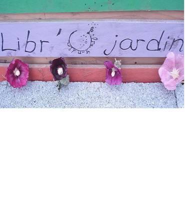 Logo LIBR'O JARDIN