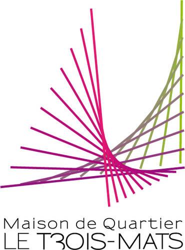 Logo MAISON DE QUARTIER 'LE TROIS MÂTS'