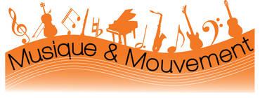 Logo MUSIQUE ET MOUVEMENT