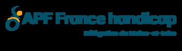 Logo APF - FRANCE HANDICAP