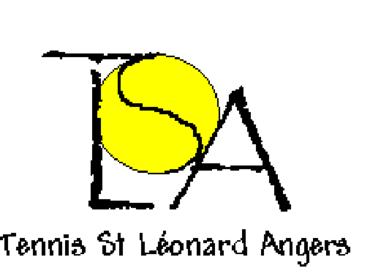 Logo TENNIS SAINT LEONARD ANGERS