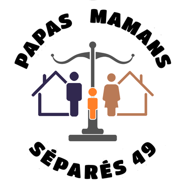 Logo PAPAS MAMANS SEPARES 49