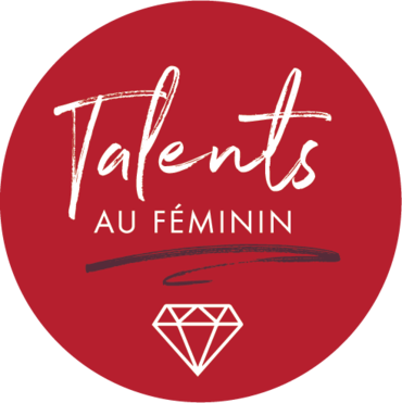 Logo TALENTS AU FEMININ
