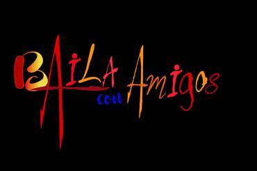 Logo BAILA CON AMIGOS