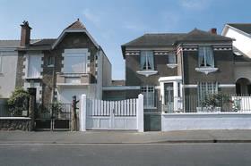 Maisons n°102-104, rue du Lutin © Ville d'Angers Cliché Marc Chevalier