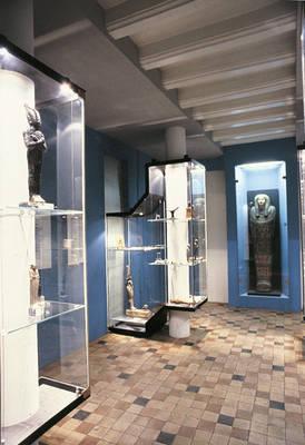 Vue de la salle Egypte.© Musées d'Angers - Cliché Pierre David