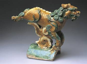 Chimère chinoise fin XVIe siècle - Legs Neuburger (2002).© Musées d'Angers - Cliché Pierre David