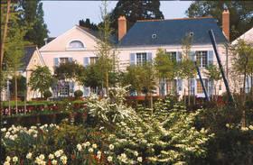 Le jardin des Essais et la maison Gaston Allard