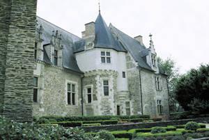 Hôtel des pénitentes © Ville d'Angers - Cliché Thierry Bonnet.© Ville d'Angers - Cliché Patrice Campion.