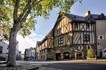 Hôtel Sabart, passage de la Censerie, hôtel de Beauvau, clichés Frédéric Chobard et Stéphanie Vitard