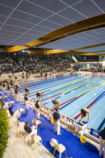 Championnats De France De Natation 2011