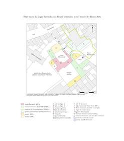Plan de l'évolution du site