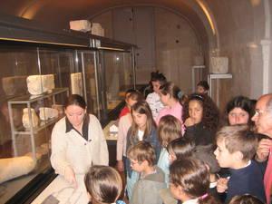 Ateliers du patrimoine © Service éducatif Angers, Ville d'art et d'histoire.