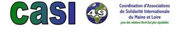Logo COORDINATION D'ASS. DE SOLIDARITÉ INTERNATIONALE DE M&L
