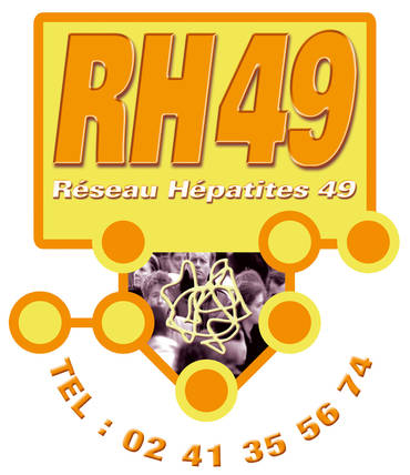 Logo RÉSEAU HÉPATITES 49