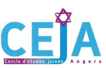 Logo CERCLE D'ETUDES JUIVES D'ANGERS